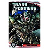 Transformers: Dark of the Moon: Foundation by John Barber (2011-05-17)