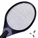 Electric 3Layers Fly Swatter VIAEON Wasp Trap Mosquito Fly Killer Electric Bug Zapper