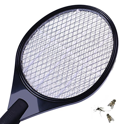 Electric 3Layers Fly Swatter VIAEON Wasp Trap Mosquito Fly Killer Electric Bug Zapper by YOOKOON