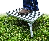 Camco Adjustable Height Aluminum Platform