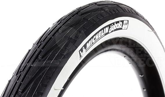 Michelin CITY J - Cubierta para bicicleta de paseo, 37-451 (20X1 3 ...