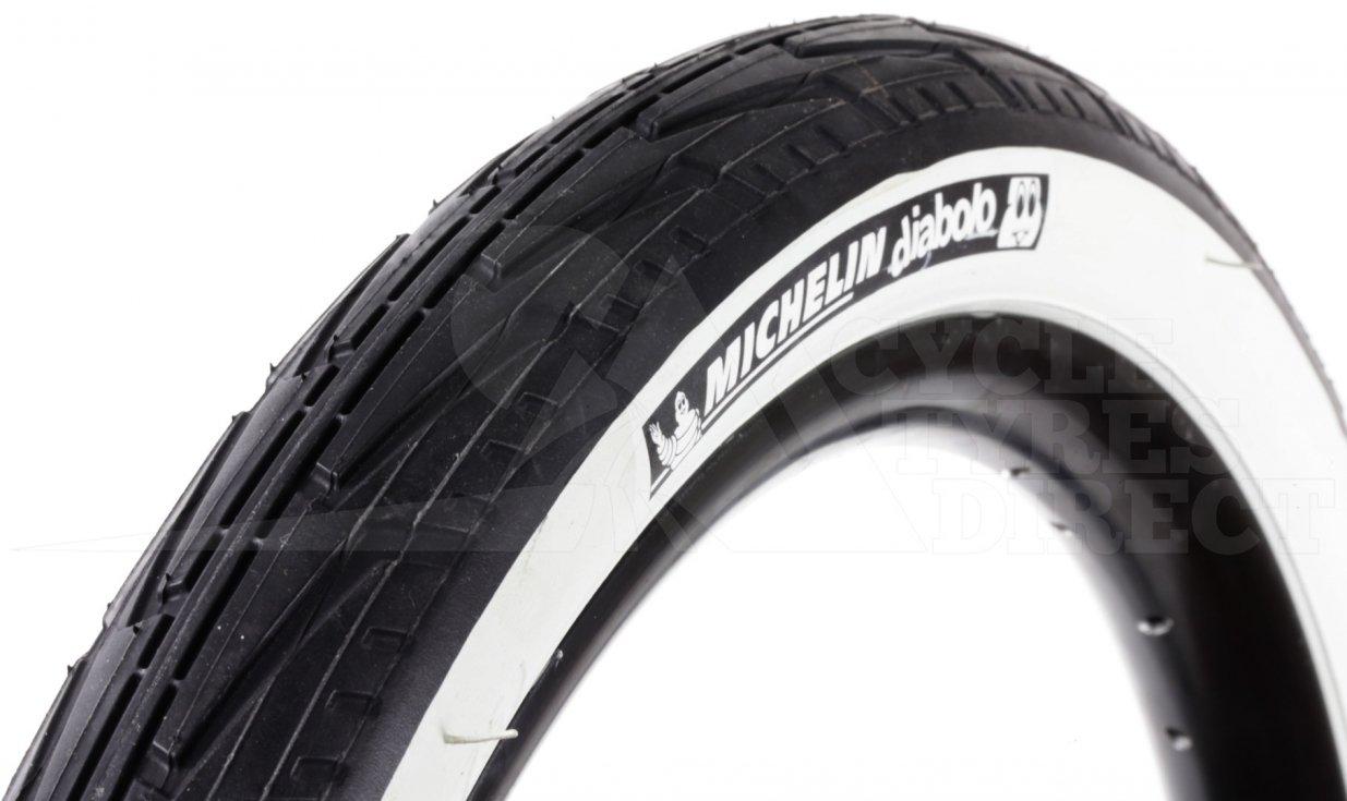 Michelin CITY J - Cubierta para bicicleta de paseo, 37-451 (20X1 3/8) FA003466039