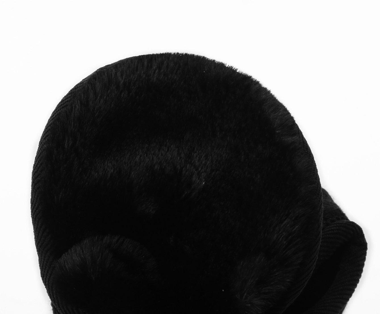 TopRush Foldable Ear Warmers/Ear Muffs – High-Class Windproof Fleece Winter Earmuffs Men Women & Kids