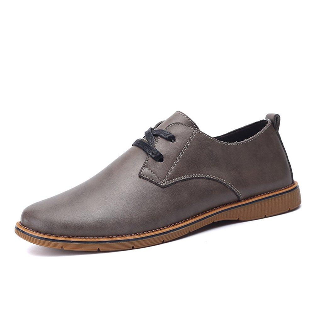 Feidaeu Zapatos de Material Sintético Hombre 43 EU|Gris