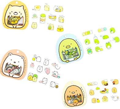 Cartton Animal Planner Diary Stickers for Scrapbooking Journal Album Decor