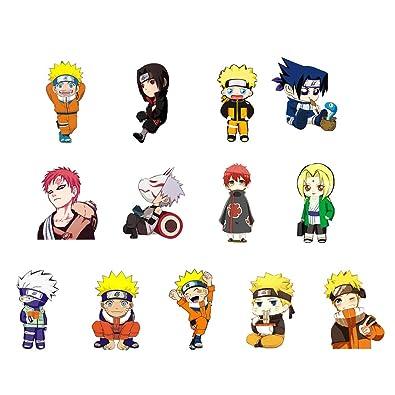 Kunandroc Broche Naruto Anime Naruto Shippuden Sasuke