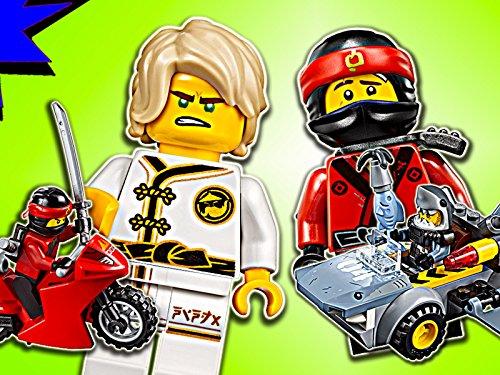 Clip: Lego Ninjago Movie: Shark Attack -