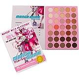 Rude Cosmetics Eyeshadow Palette, Manga Anime