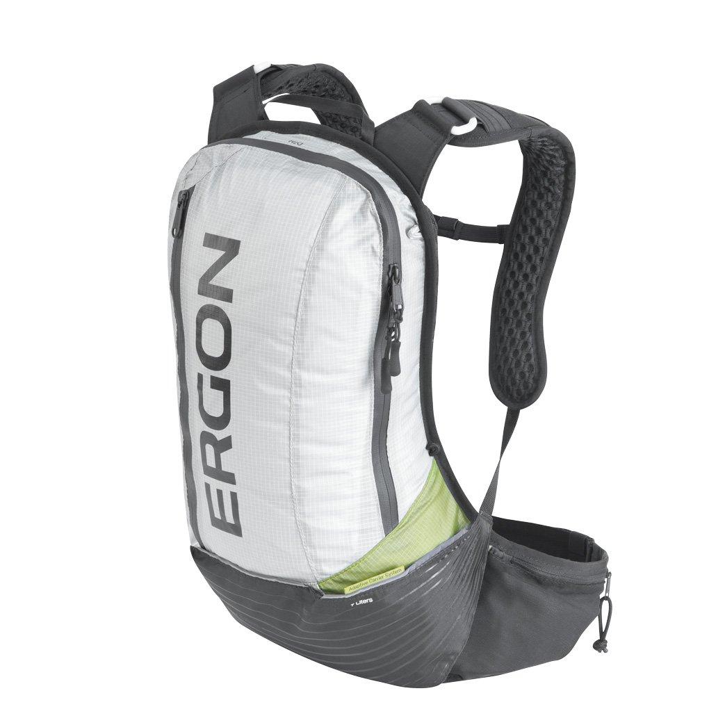 ERGON(エルゴン) バックパック BAG27203 グレー/グリーン ラージ/グレー/グリーン B006SZYOLM