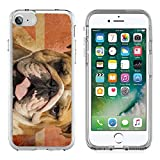 MSD Apple iPhone 7%2FiPhone 8 Clear case