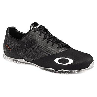 5b03ee3df7ac9 Oakley Men's Cipher 4 Golf Shoe, Black, 8 M US: Buy Online at Low ...