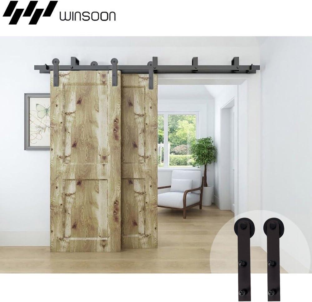 Contemporary Wooden Sliding Barn Door For Bedroom Buy