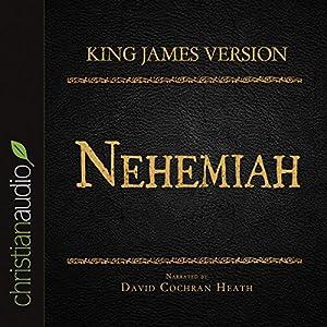 Holy Bible in Audio - King James Version: Nehemiah Audiobook