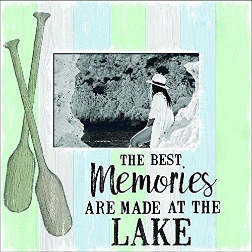 - Carson Lake Memories Gray Frame Home Decor