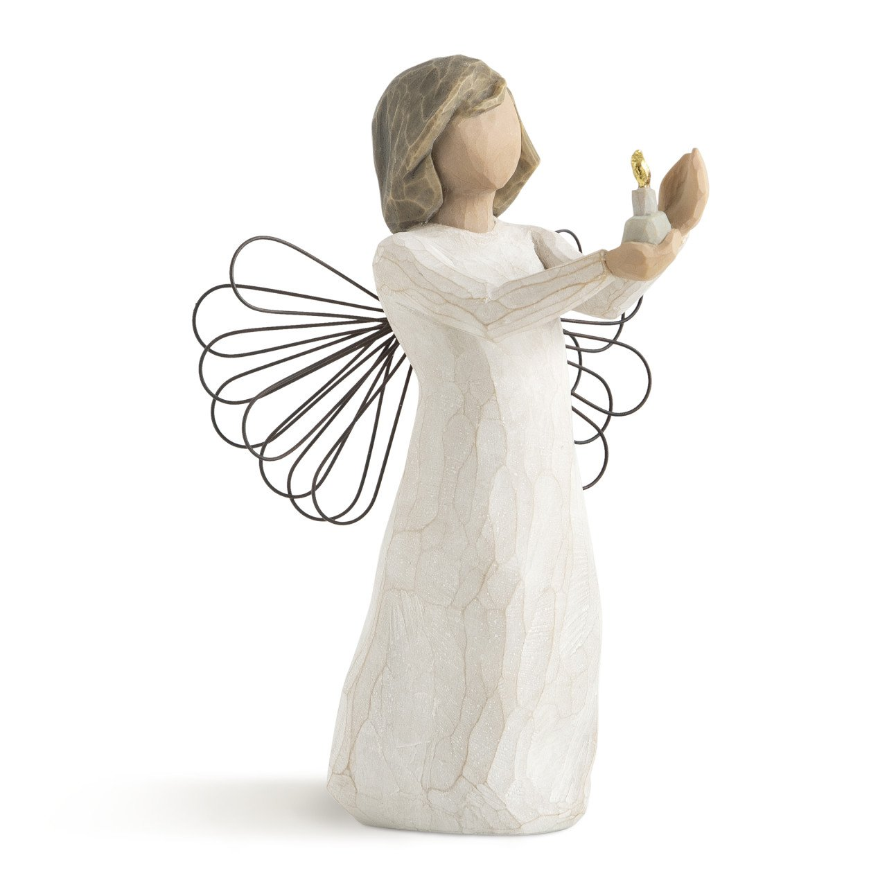Willow Tree hand-painted sculpted angel, Angel of Hope by Willow Tree