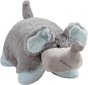 "Pillow Pets Originals, Nutty Elephant, 18"" Stuffed Animal Plush Toy"