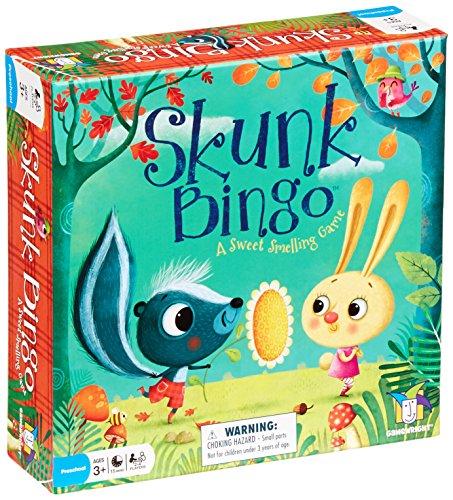 Games - Ceaco Gamewright - Skunk Bingo Kids New Toys 412の商品画像