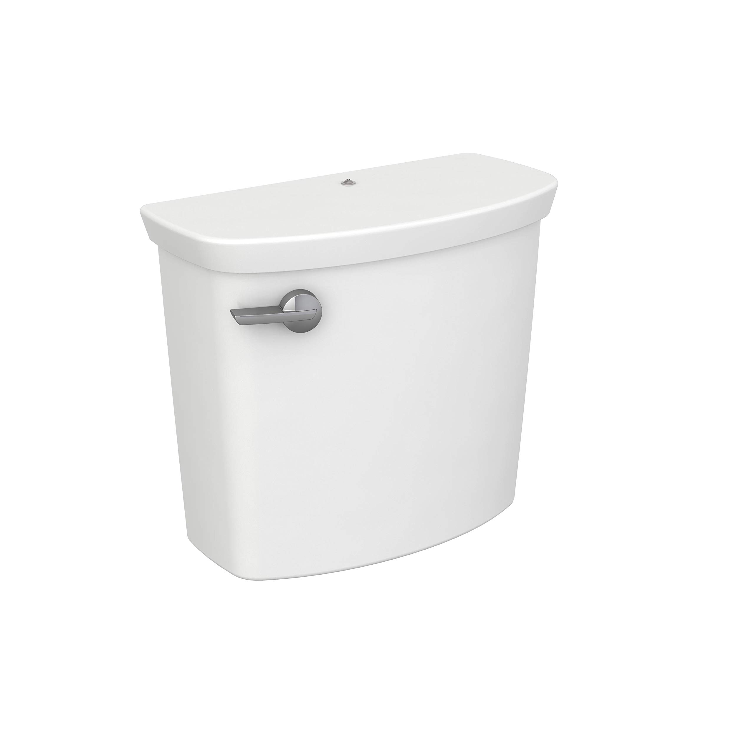 American Standard 4385A187.020 Yorkville VorMax Toilet Tank with Right-Hand Trip Lever White