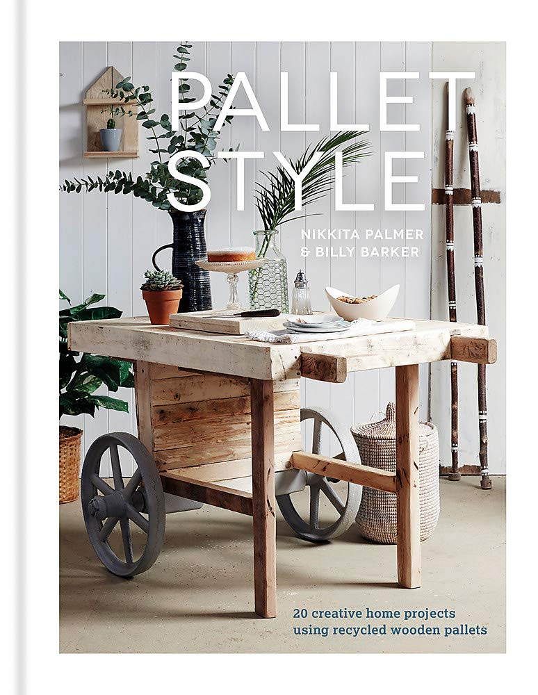 Pallet Style 20 Creative Home Projects Using Recycled Wooden