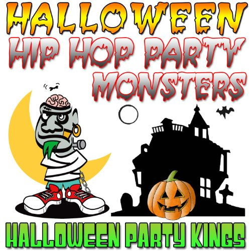 Halloween Hip Hop Party Monsters -