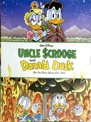 - Walt Disney Uncle Scrooge And Donald Duck The Don Rosa Library Vols. 5 & 6: Gift Box Set ((2) volumes / books in a boxed slipcase)
