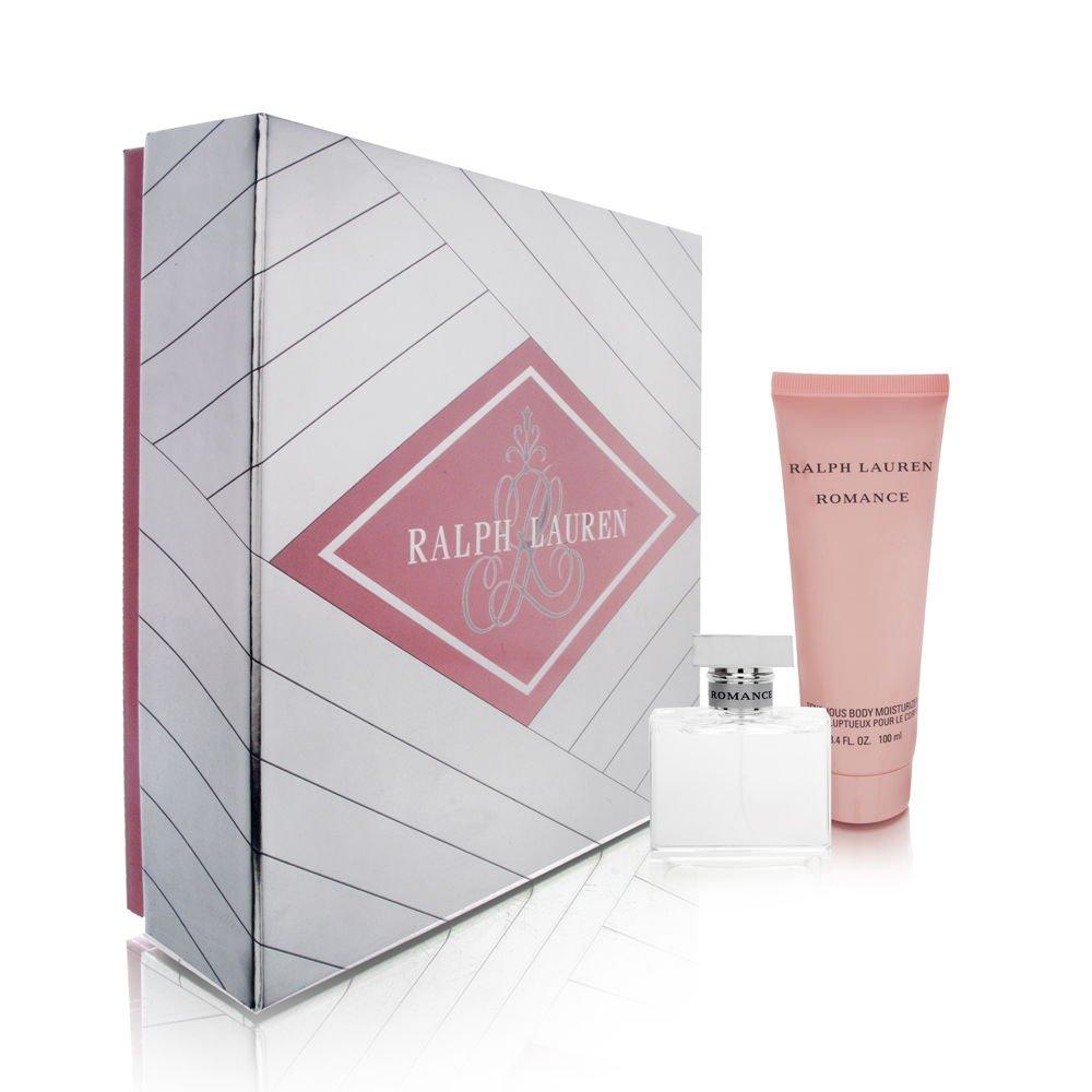 Amazon.com   Romance by Ralph Lauren for Women 2 Piece Set Includes  1.0 oz  Eau de Parfum Spray + 3.4 oz Sensuous Body Lotion   Fragrance Sets   Beauty 96542b8d9eb43