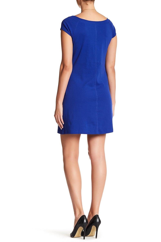 Catherine Catherine Malandrino Short Raglan Sleeve Dress at Amazon Womens Clothing store: