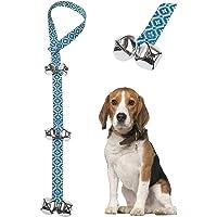 Pet Heroic Dog DoorBells for Potty Training & House Training, Unique Style & Premium Quality, Loud & Crisp DoorBells…