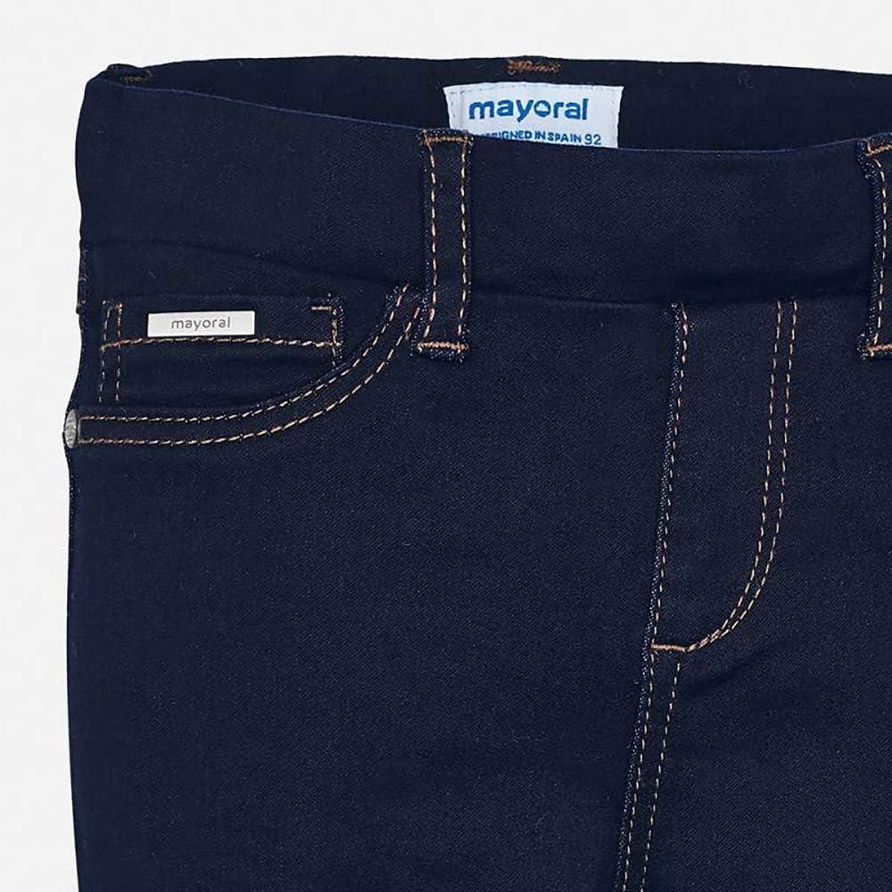 Mayoral 577 Girls Denim Trousers