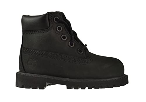 Timberland Toddler 6 Inch Classic Winter Boots Black 10810