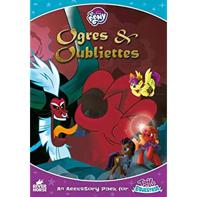 My Little Pony: Tails of Equestria: Ogres & Oubliettes: Toys & Games