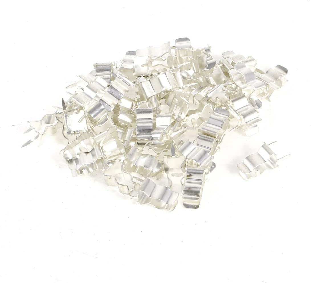 505mm  x 20mm  Tube en verre fusible rapide Fast Blow Clips Support