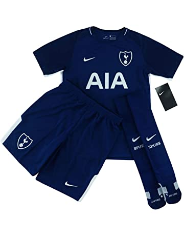 29d7de8b56720 Nike 2017-18 Tottenham Away Full Kit *BNIB* BOYS
