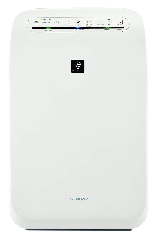 Sharp FPF60UW Plasmacluster Ion True HEPA Filter Air Purifier, 280 Square Feet