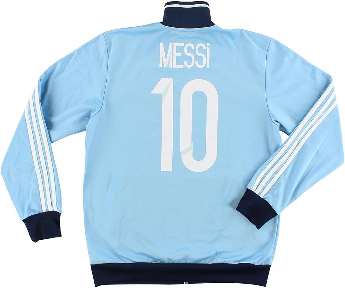 adidas Argentina Messi Superior Chaqueta De Chándal – Collegiate ...