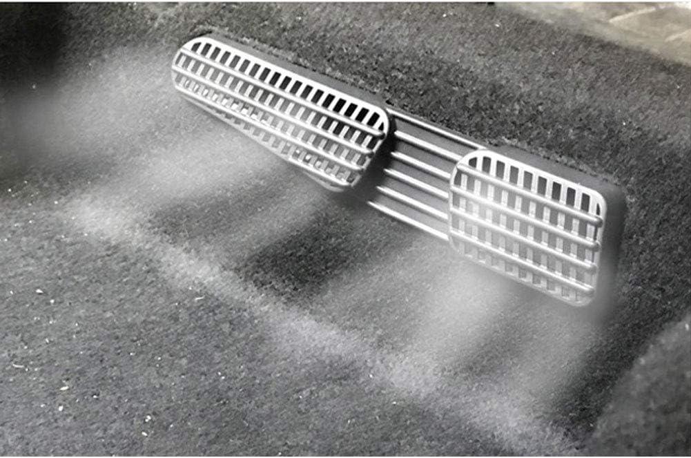 19752 5P 2017- Deflector DE Aire Y PROTECCI/ÓN del Viento DE LA Lluvia para LA Barra DE Ventana del Coche Delantero DE Vidrio Pantalla DE Viento DE Humo Compatible con Seat Arona Rails