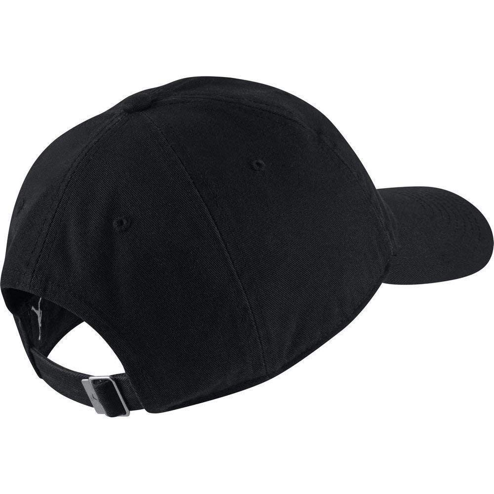 ebdadc0b1c53a Nike Jordan Heritage H86 Jumpman Floppy Hat Black/Grey AR2117-010 at ...