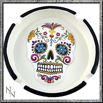 Mexikanischer totenkopf kuchen