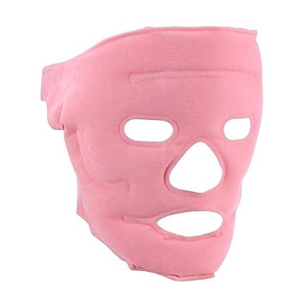 ROSENICE Turmalina Gel Imán Máscara Facial Adelgazante Masaje de Belleza Mascarillas Cara delgada Quitar la bolsa