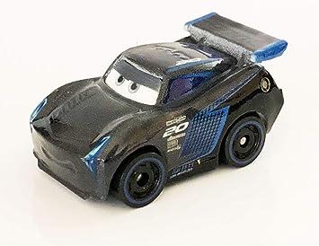 Mattel Disney Pixar Cars 3 - Mini Racers (Glow Jackson Storm): Amazon.es: Juguetes y juegos