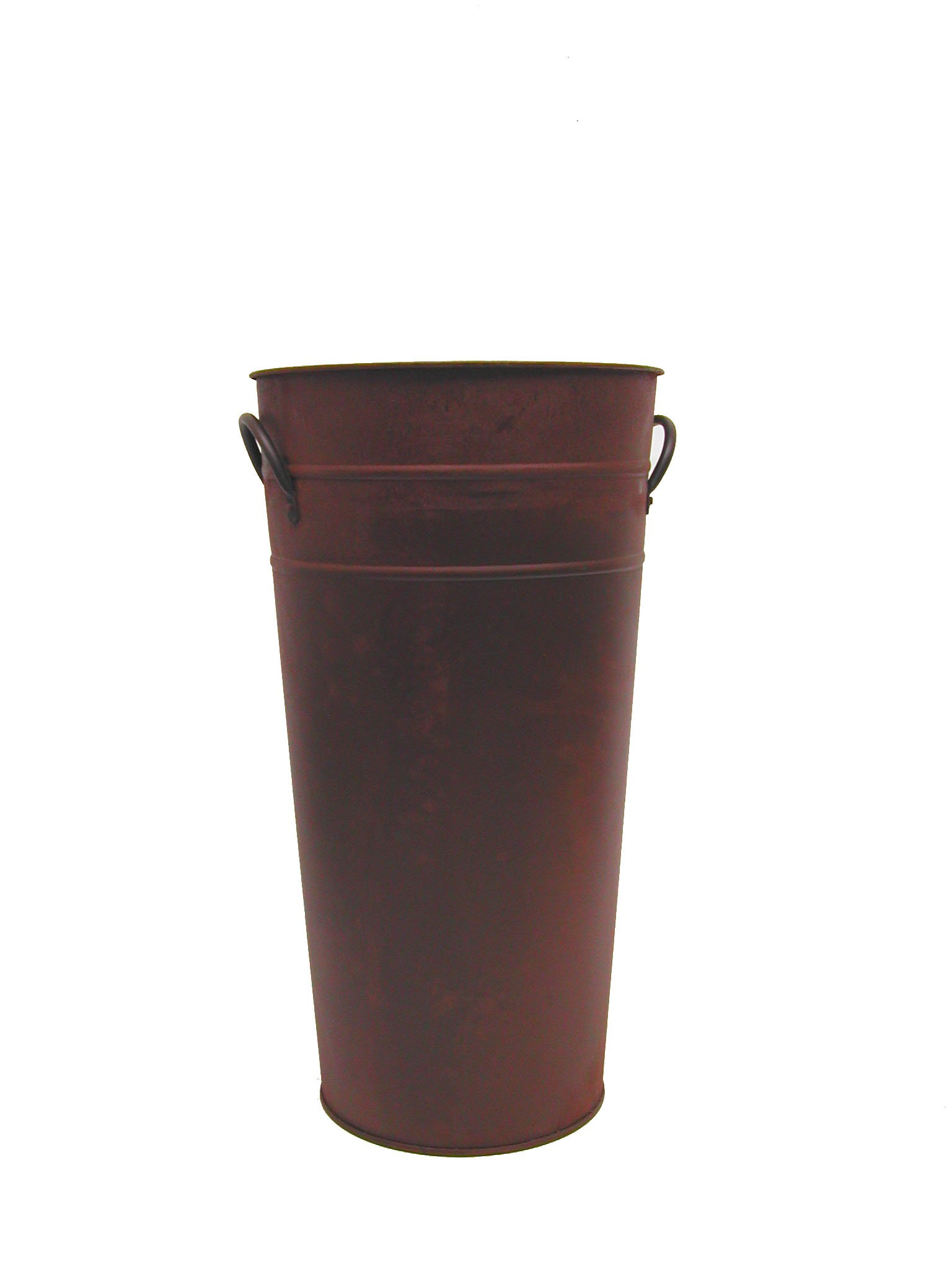 Craft Outlet Rustic Flower Bucket, 15-Inch