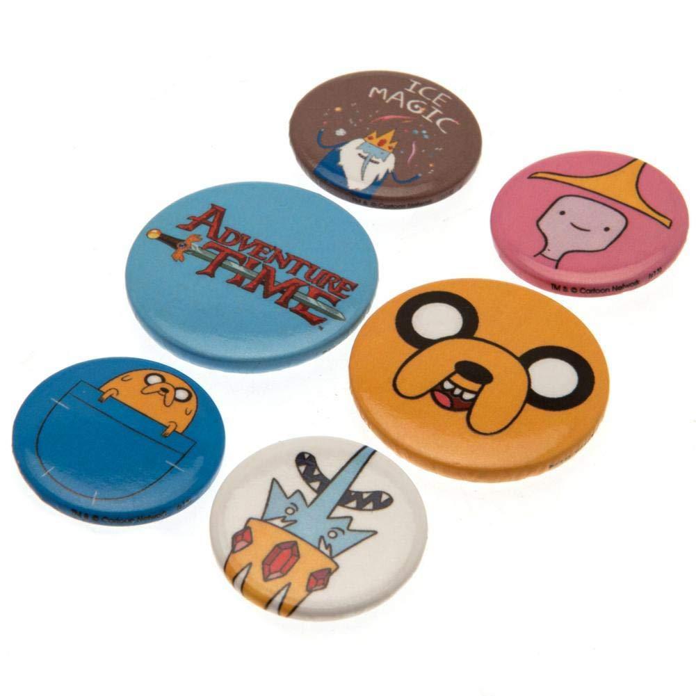 Jake AMBROSIANA GB Eye Ltd Adventure Time Set di Spille