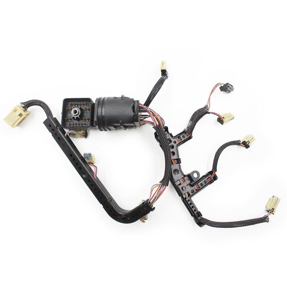 Amazon.com: Koauto Remanufactured 5R110W Transmission Bulkhead ... on
