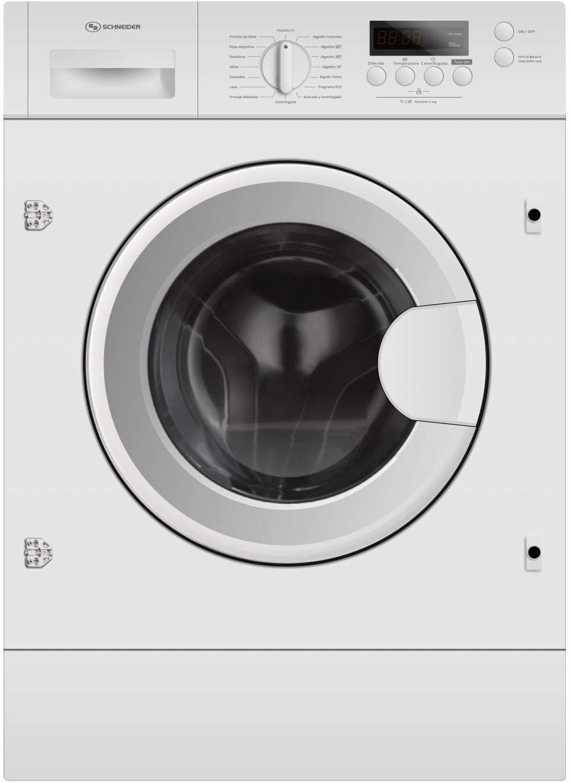 Lavadora integrable Schneider SLA 7145 IN clase A+++ 7kg: 381.15 ...