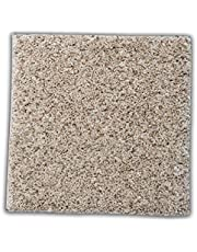 """Smart Squares Easy Street 18"""" x 18"""" Premium Residential Soft Carpet Tiles, Peel and Stick for Easy DIY Installation, Seamless Appearance, Made in USA (10 Tiles - 22.5 Sq Ft, 720 Oxford)"""