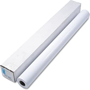 Designjet Large Format Instant Dry Gloss Photo Paper, 42 quot; x 100 ft., White