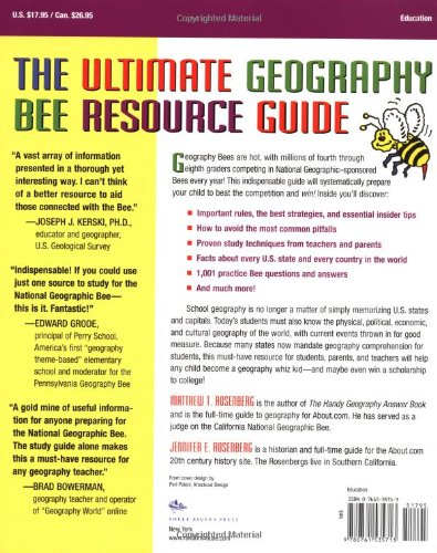 Geo Bee Sample Questions: The World Flashcards | Quizlet