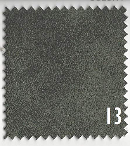 TELA MICROFIBRA GRABADA - ASPECTO VINTAGE - PARA TAPIZADOS, DECORACIÓN, HOGAR, ETC. - 16 COLORES A ELEGIR - VENTA POR METROS - SERIE: ANTIQUE (01)