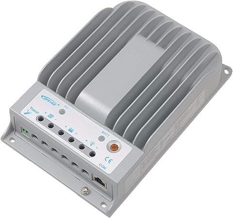 EPSolar 20A Tracer 2215BN 12V 24V Solar PV MPPT Charge Controller Regulator Auto