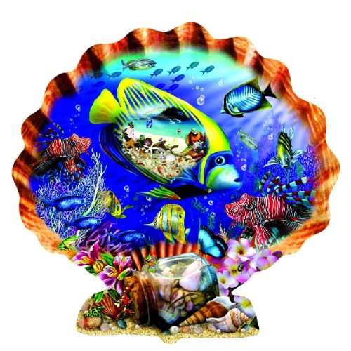 1000 piece fish puzzles - 6
